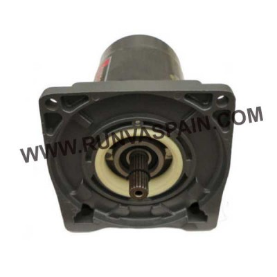Motor 12v para cabrestante 9500lbs (8.6cv), ALTA VELOCIDAD