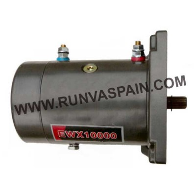 Motor 12v para cabrestante 10000lbs (5.8cv)
