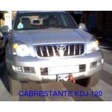SOPORTE DE CABRESTANTE PARA TOYOTA SERIE 120-125 Y FJ CRUISER 07 A 11