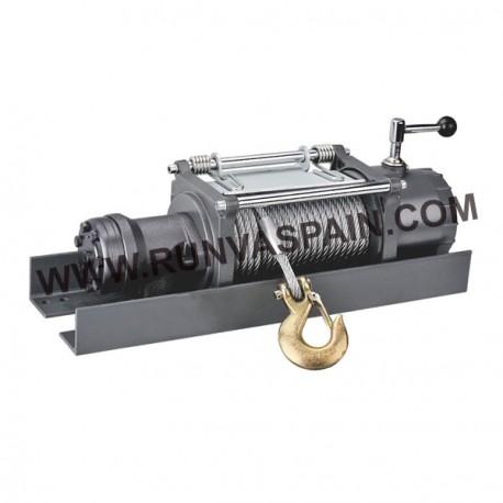 HWX10000 - 4536kg, arrastre con base montaje
