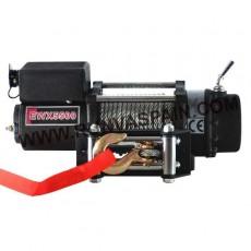 CABRESTANTE EWX5500 - 2500kg, 24v, mando inalámbrico y cable sintético