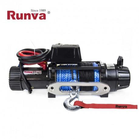 EWB9500Q - 4309kg, 12v, ALTA VELOCIDAD, mando inalámbrico y cable sintético IP67