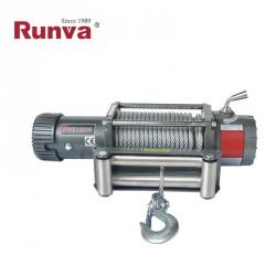 EWX12000 - 5443kg, 12v, con mando inalámbrico y con cable de acero