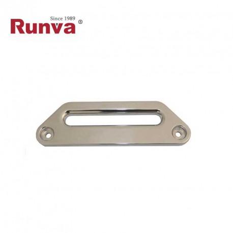 Guía fija aluminio GRANDE ASIMÉTRICA