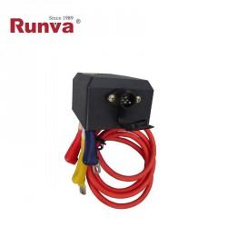 Caja  de reles SN400 12V y cables