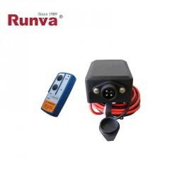 Cajas de reles SN200 12V + cables + mando inalambrico M