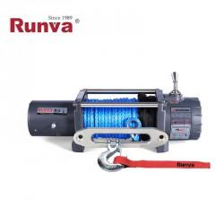 CABRESTANTE EWX9500 - 4309kg, 12v, mando inalámbrico y cable sintético
